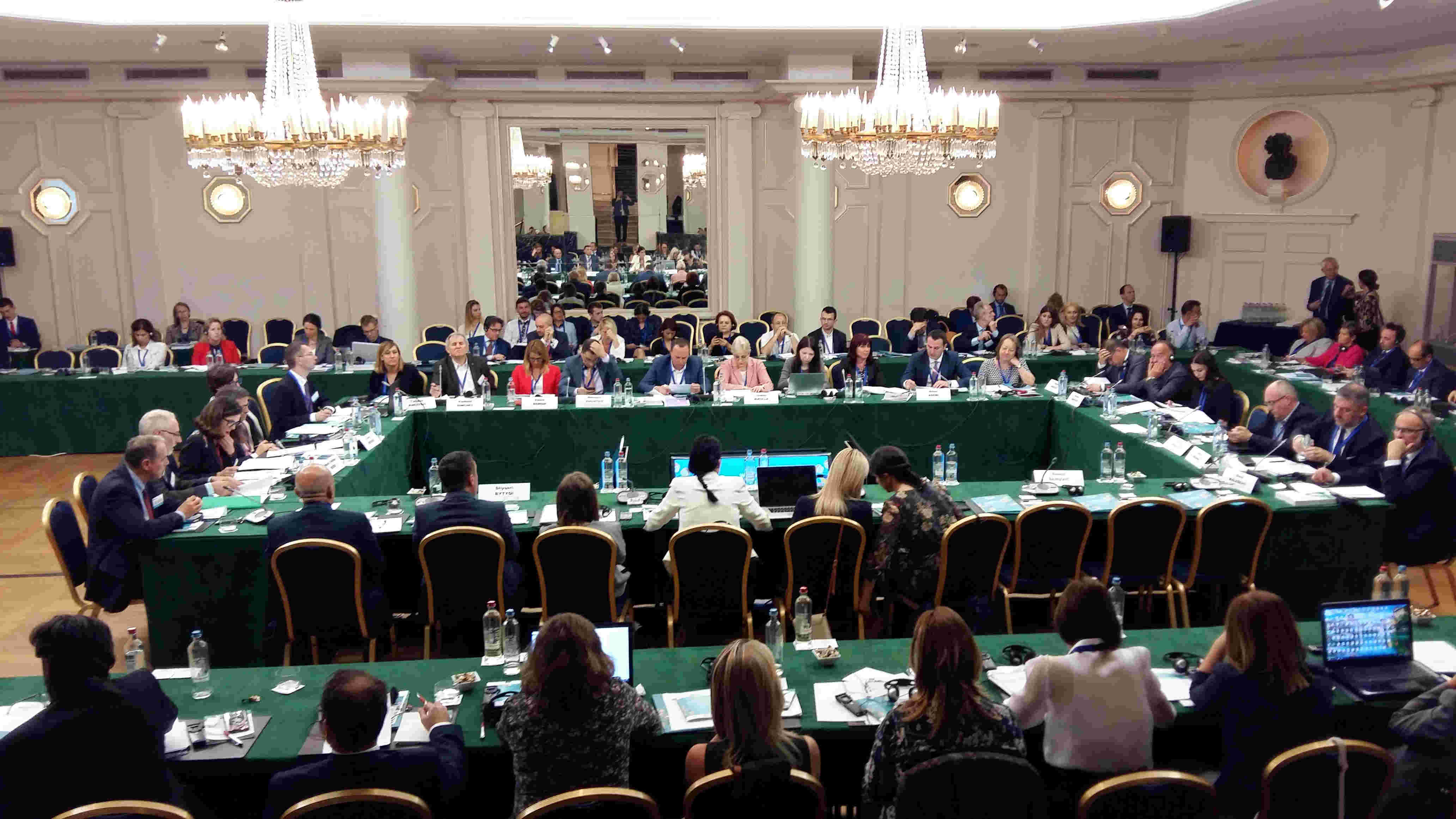7th Ministerial Meeting of the Western-Balkan Platform on Education and Traning